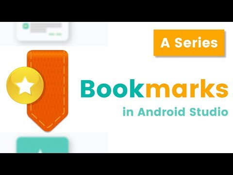 Bookmarks In Android Studio | Easy Navigation | Increases Productivity And Coding Speed