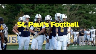 We are St. Paul's Football