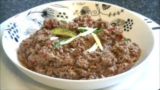 DUM KA KEEMA *COOK WITH FAIZA*