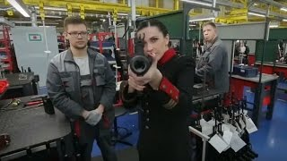 EXCLUSIVE: Inside the Kalashnikov Factory: Home of the World