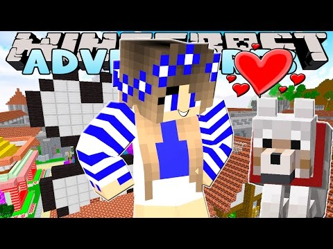 Minecraft-Little Carly Adventures-A NEW PET STORE IN THE KINGDOM!!