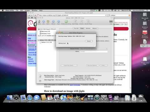 Episode 060 Burning ISO Files On Mac Using Disk Utility