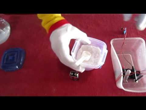 Electrolysis Of Water By Joker Scientist