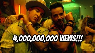 Top 20 Most Viewed Songs Of All Time (October 2017) First Video Hit 4 Billion Views!!!