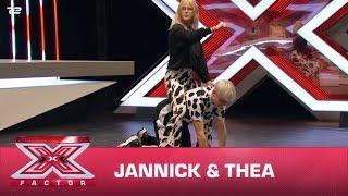 Jannick & Thea synger 'Mooo!' - Doja Cat (Audition)   X Factor 2020   TV 2