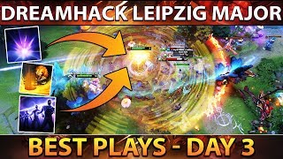 LEIPZIG MAJOR DreamLeague 13 Best Plays Main Event [Day 1]