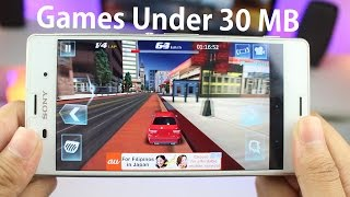 Best Small Size Android Games 2017 With Download Size Under 30MB