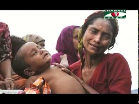 Myanmar Rakhine Rohingya Crisis, About Picture, News Report on Channel I EU in 2016