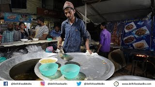BEST Ramzan STREET Food Tour in HYDERABAD - MUST EAT Stone grilled Pathar ka GOSHT (Mutton)