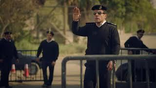 أحد أقوى مشاهد الأكشن في مسلسل #شهادة_ميلاد ... لما تشوف كمين شرطة لازم تتاكد الأول ؟