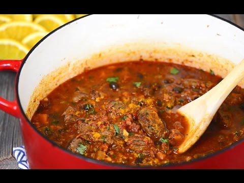 Recipe: Brazilian Feijoada-Style Meat & Bean Stew