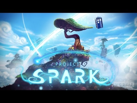How to make a teleport: project spark (featuring Doctor who)