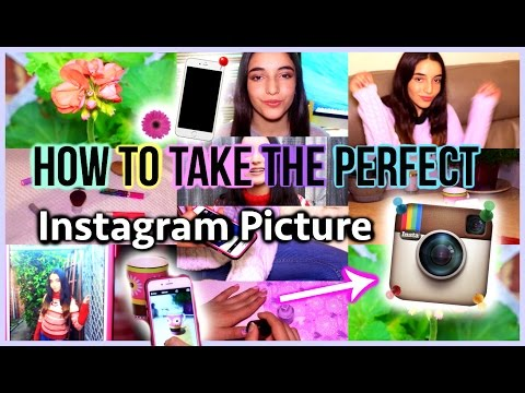 How to take the Perfect Instagram Picture | StyleMeMaskit