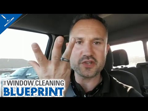 Window Cleaning Business Stress and Difficult Customers