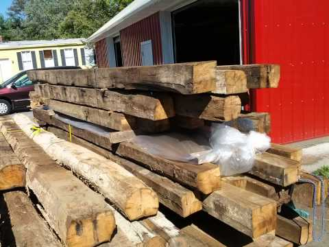 Maryland Chestnut Reclaimed Wood For Sale