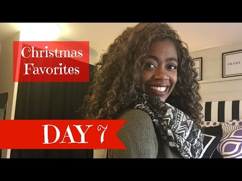 Christmas Favorites || Day 7