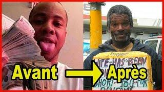 Top 5 Millionnaires Devenus Pauvres ! 😱💸