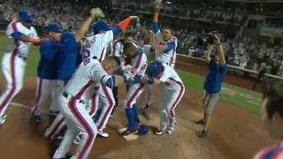 5/27/16: Mets defeat Dodgers with a walk-off homer