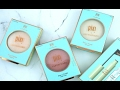 Pixi Beauty Aspyn Ovard Glow-y Powder Highlighter and Blush Review and Swatches!