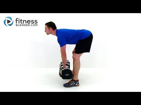Bodybuilding Leg Workout for Mass - Bodybuilding Workout with Dumbbells for Lower Body