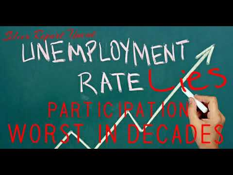 Proof Unemployment Rate Is A Lie! Participation Is The Worst In Decades - Economic Collapse New