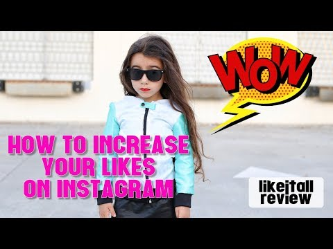 Increase Your Instagram Likes with LikeItAll