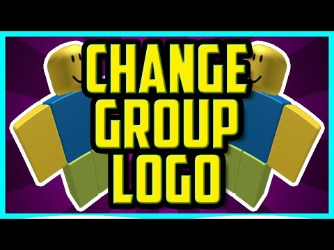 Roblox How To Change The Group Logo 2018 (FAST) - Change Roblox Group Picture Thumbnail