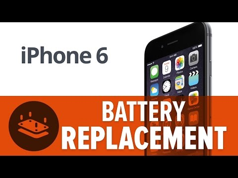 iPhone 6 Battery Replacement -How To!