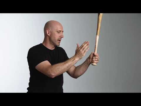 AXE Bat Explains Why A Round Handle Bat Is Bad For Your Swing