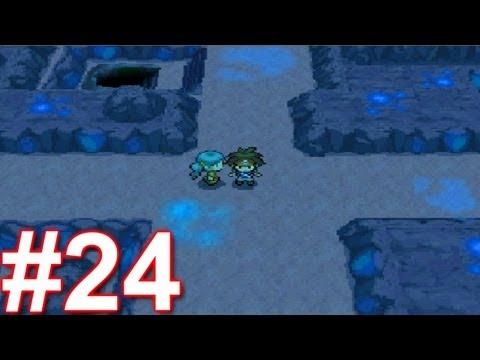 Pokemon White 2 Walkthrough - Part 24 (Chargestone Cave)
