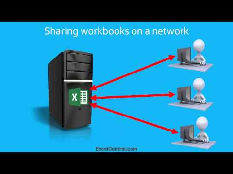 Excel Tutorial: Excel share workbook | ExcelCentral.com