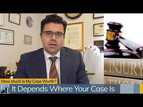 New York City Auto Accident Attorneys Answer FAQ: How Much is My Case Worth ?