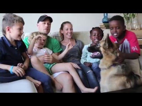 Adoption: From Uganda With Love