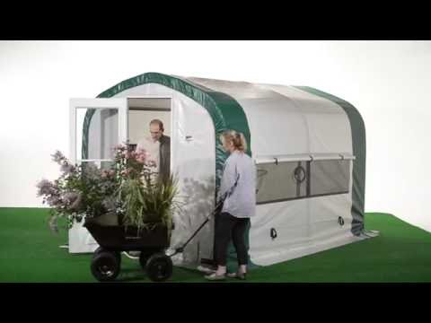 The Ultimate Greenhouse Kit!