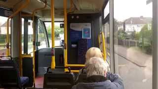 Stagecoach In Bedford Optare Solo 47436 Yj56 Aol. Route 3 Fenlake To Bedford River Street