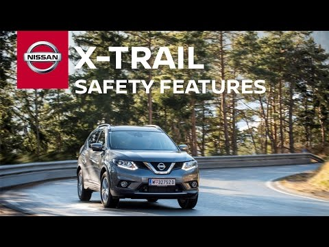 Nissan X-TRAIL: Safety features