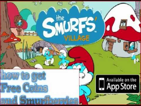 How To Get Unlimited Smurfberries And Coins In Smurfs Village