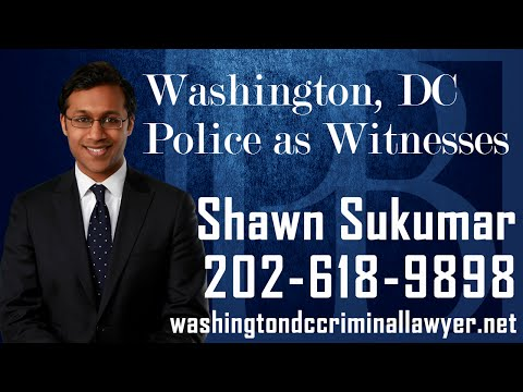 What Happens If A Police Officer Doesn't Show Up To Court? | Shawn Sukumar