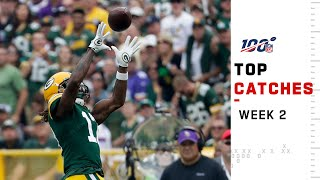 Top Catches from Week 2   NFL 2019 Highlights