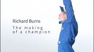 "TEASER ""Richard Burns - the making of a champion"""