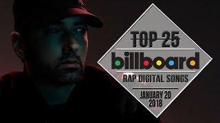 Top 25 • Billboard Rap Songs • January 20, 2018 | Download-Charts