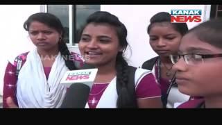Sanatan Mahakud Backs Keonjhar College Election Candidate