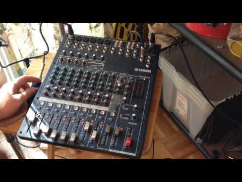 How to connect an iPhone to a Mixer