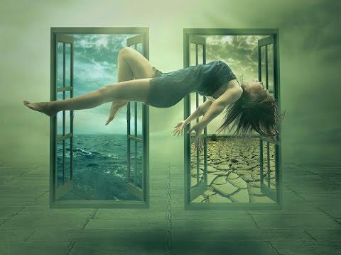 Lucid Dreams & Deep Sleep Music Theta Rhythm with Natural Night Sounds