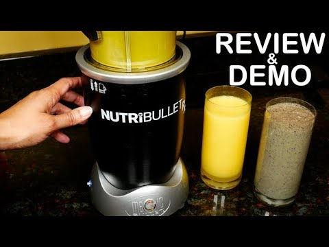 Nutribullet RX Review and Demo