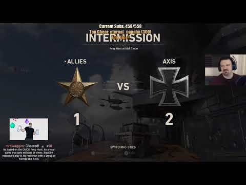 COD WW II MY BEST SESSION EVER! pt2