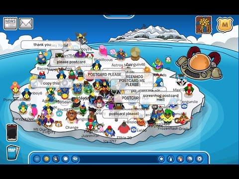 Club Penguin Flash Screenhog Final Meet Up 2017 4K