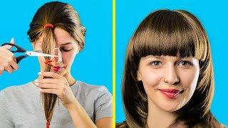 Download 23 BRILLIANT HAIR HACKS YOU CAN EASILY REPEAT Video