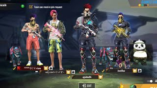 Free Fire Live Server Game Not Opening Problem Rank Push Road to GrandMaster - Garena Free Fire