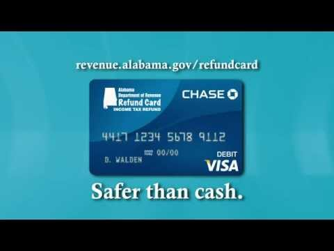 Tax Refund Debit Card: Television Commercial
